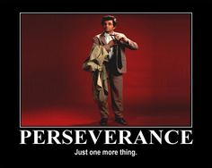 columbo quotes | Columbo Perseverance Picture