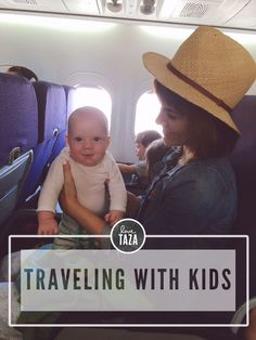 traveling with kids!
