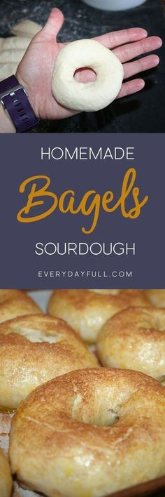 SOURDOUGH BAGEL RECIPE - Just when you thought bagels would never be on the menu again, we've got a sourdough recipe that's easy and delicious, yet friendly to your gut.
