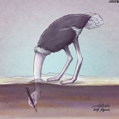 The state of current journalism? Today's cartoon by Latif Fityani: http://www.cartoonmovement.com/cartoon/34430