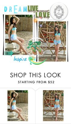 """""""Love every Day :)"""" by tulleandbatiste ❤ liked on Polyvore featuring Batiste"""