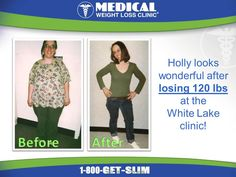 Holly lost 120lbs