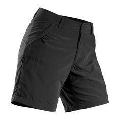 ... Skirts Shorts Activist Women's Shorter Length Hiking Shorts v3 - Black Hiking Shorts, Black 7, Short Skirts, Gym Men, Fashion, Moda, Fashion Styles, Fashion Illustrations