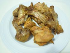 Conejo frito. Carne, Chicken, Meat, Blog, Gastronomia, Lamb, Cooking, Recipes, Cubs