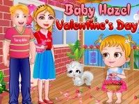 Celebrate this Valentine with Baby Hazel as she plans surprise party for her parents. Play Baby Hazel Valentine's Day game on topbabygames.com at http://www.topbabygames.com/baby-hazel-valentines-day.html