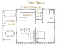 pool house floor plans pool house ideas pool house designs house design plans pool house plans guest suite guest house pool house pool house plans