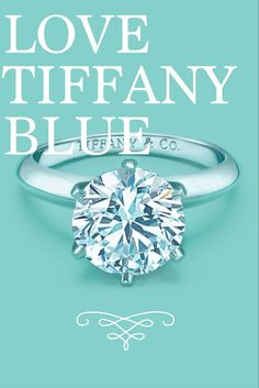 Love Tiffany Blue #Luxurydotcom™