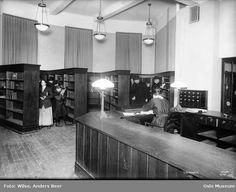 Grünerløkka filial, 1925