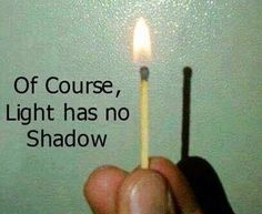 In him is only light