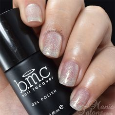 BMC Gel Polish Glass Slipper