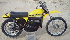 1974- Yamaha MX360