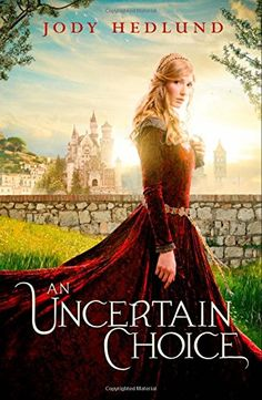 ?  An Uncertain Choice by Jody Hedlund - A friend has this and reading it (Or going to read it) and if it is good, then I might read it...