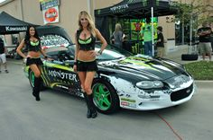Monster Energy Cars | MONSTER_ENERGY_4_1_11_35
