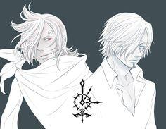 One Piece, Vinsmoke family, Ichiji, Sanji