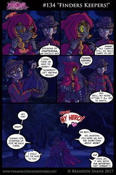 Chapter 03 – The Monster Under the Bed Monster Under The Bed, Comic Books, Hero, Comics, Movie Posters, Film Poster, Cartoons, Cartoons, Comic