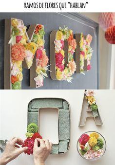 Dare to DIY: Regalos DIY de última hora para el día de la madre                                                                                                                                                                                 Más