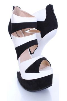 b2c35fff67e two trends in one gravity wedges and black   white.
