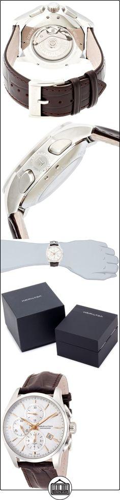 Hamilton Jazzmaster Mens Chronograph Watch - H32596551  ✿ Relojes para hombre - (Lujo) ✿