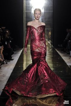 GEORGES CHAKRA 2012/13 HAUTE COUTURE COLLECTION