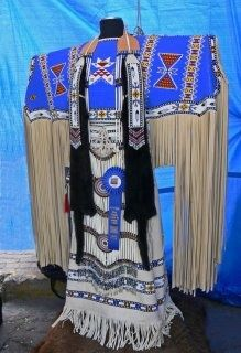 Beadwork by Beverly Bear King Moran, Standing Rock Lakota--incredible!