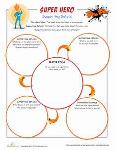 40 Best Main Idea Supporting Details Main Idea Reading Main Idea Teaching Reading