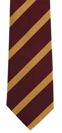 9th/12th Royal Lancers tie (I draw the line at the socks).