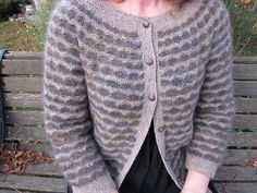 Ravelry: Honey pattern by Helga Isager  delight