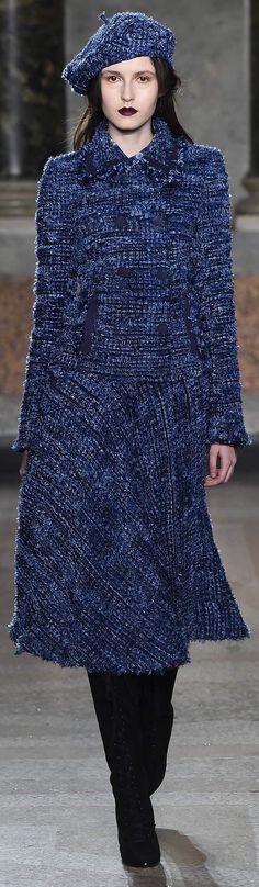 Luisa Beccaria, fall 2015 Ready-to-Wear