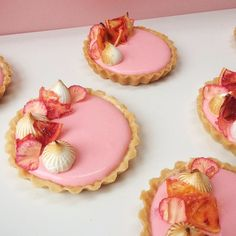 Come & see us today - the counter is laden with alllll Valentines themed treats we can box up for you including these blood orange meringue tarts to die 4 More images from the counter in stories. Plus handmade chocolate truffles hot sausage rolls soup coffee earthly delights