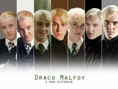 Draco Harry Potter, Draco Et Hermione, Images Harry Potter, Draco Malfoy Imagines, Mundo Harry Potter, Harry James Potter, Harry Potter Characters, Severus Snape, Ron Weasley