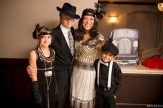 1920s Theme Party Ideas, with Three Easy Steps to Using Your Camera's Flash to Capture the Night!
