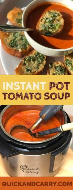 Nordstrom instant pot tomato soup