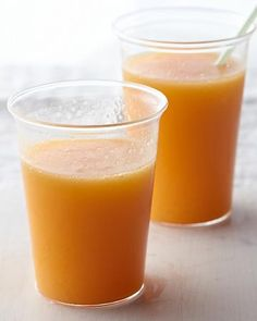 Carrot-Mango Smoothie, Wholeliving.com