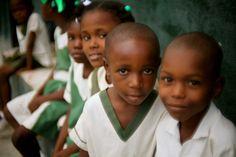 Haiti~Faces of hope - Operation Blessing www.ob.org