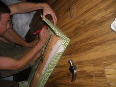 How to Make a Plywood Cornice Board #stepbystep