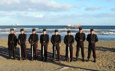Conmemoran 170 años de la Toma de Posesión del Estrecho de Magallanes