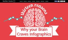 why your brain creaves infographics screenshot