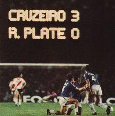 Cruzeiro e o River Plate