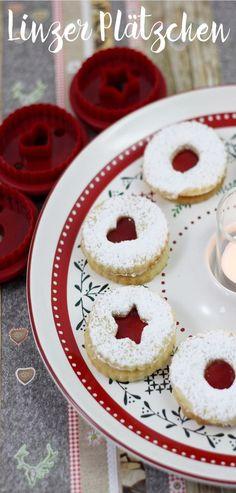 Weihnachtskekse Mit Marmeladenfüllung.Magdalena Jenni Magdajenni On Pinterest