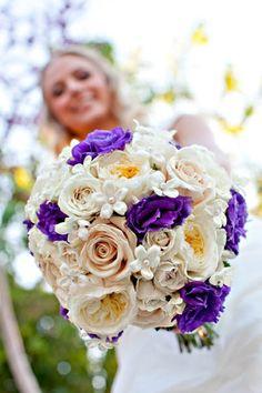 125  ideas for a purple wedding color palette
