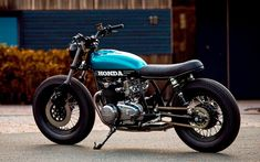Chopper Rescue: A Honda restoration by HB-Custom - Today Pin Cafe Racer Honda, Cb 750 Cafe Racer, Cafe Racer Bikes, Honda Motorcycles, Custom Motorcycles, Custom Bikes, Honda Bikes, Indian Motorcycles, Vintage Motorcycles
