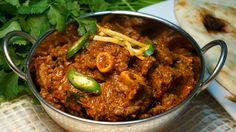 Mutton Karahi : Delicious and tender mutton karahi with Naan / Rotis is a best combination . The main thing is you have to slow cook the meat in the gravy,