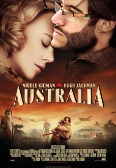 Fotomontaje de la película Australia con mi cara sobre la de Hugh Jackman con Photoshop CS5. #tipo1314