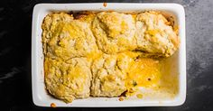 Breakfast Potpie - Watch and learn how to layer breakfast foods into a magnificent potpie.