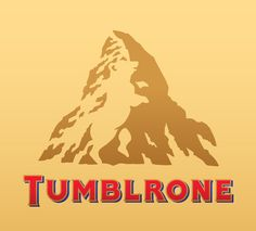 """If only Tumblr had been acquired by Toblerone instead of Yahoo!"""