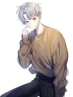 Old Anime, Chica Anime Manga, Manga Boy, Kawaii Anime, Dark Anime Guys, Cool Anime Guys, Hot Anime Boy, Anime Boys, Cute Anime Character