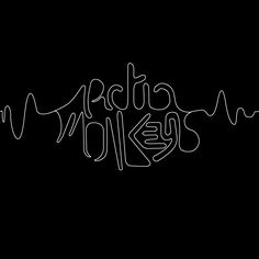 Arctic Monkeys logo by lichu1.deviantart.com on @deviantART