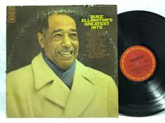 Duke Ellington's Greatest Hits CS 9629 LP Vinyl Record