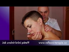 Jak si uvolnit krční páteř? Radí terapeut Josef Vrba - YouTube Massage Treatment, Thai Massage, Neurology, Sciatica, Beauty Hacks, Healthy Living, Medicine, Exercise, Relax