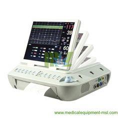 Fetal baby monitor | Fetal heart doppler monitor - MSLDM02